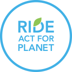 RIDE ACTION FOR PLANET