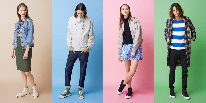 CONVERSE | コンバース<br>&#8211; 2016 HOLIDAY COLLECTION &#8211; 特設WEBサイト