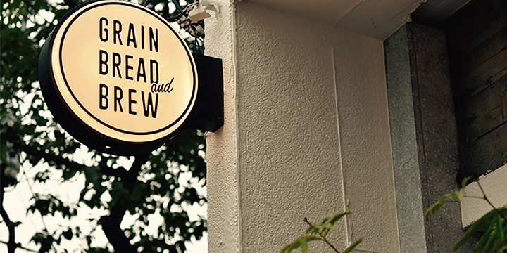 GRAIN BREAD AND BREW<br>公式WEBサイト