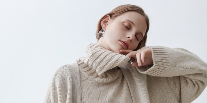 GALERIE VIE Fine wool knit collection